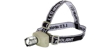 Immagine di LAMPADA DA TESTA 1 LED CREE 150 Lm