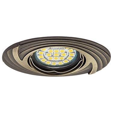 Picture of Faretto incasso da soffitto orientabile - FAGA CT-DTO50-AB