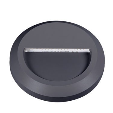 Picture of segnapasso da esterno da parete LED - CROTO LED-GR-O