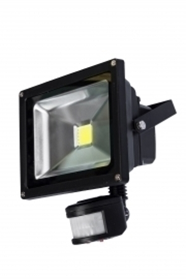 Picture of NOCTI COB 120st 230V 50W IP65 - NW - WALLWASHER - SENSORE