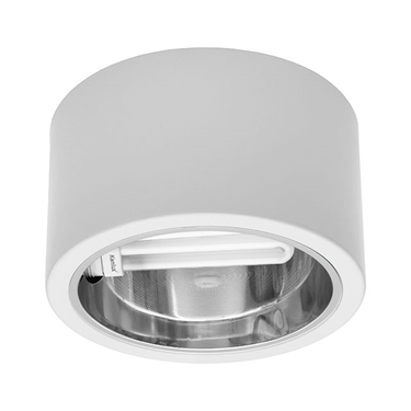 Picture of Proiettore tipo downlight ESTERNO A SOFFITTO PER INTERNO - MAYOR DLP-EVG226-W