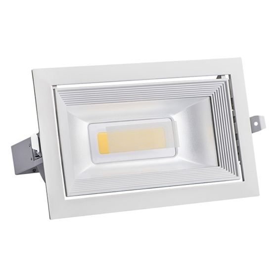 Picture of MISTRAL MCOB 30W-NW - PLAFONIERA TIPO DOWNLIGHT A LED MCOB