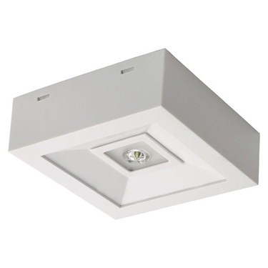 Picture of Luce di emergenza con POWER LED - TRIC POWERLED - O - NT - 3W