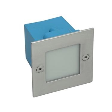 Immagine di Segnapasso a LED A INDASSO DA ESTERNO - TAXI LED9KW WH-C/M - 1.5W