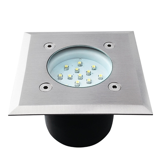 Picture of faro carrabile da incasso per esterno - GORDO LED14 SMD-L