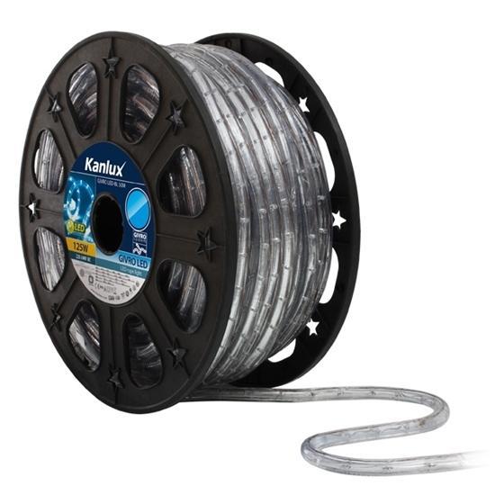 Picture of Tubo flessibile luminoso LED - GIVRO LED - 50M - 125W - VARI COLORI