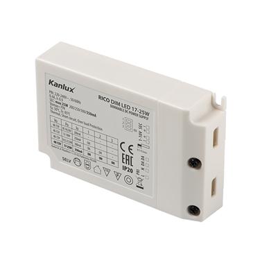 Immagine di RICO DIM LED 17-25W Alimentatore elettronico