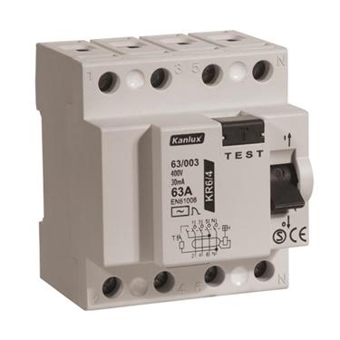 Picture of KR6 63/003/4 Interruttore differenziale