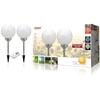 Picture of Lampada LED da giardino a energia solare con picchetto e telecomando (confezione da 2)