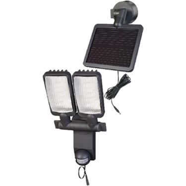 Immagine di Doppia lampada a LED a energia Solarare premium LH1205 P2 IP44