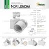 Immagine di MDR LONCHA PRO NERO 830 / 35,8W / 20° / 4001-5000 LM / LUCE  CALDA