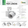 Picture of MDR LONCHA PRO NERO 830 / 17,1W / 45° / 2001-3000 LM / LUCE  CALDA