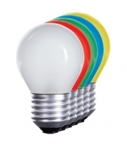 Immagine di LED 230V - 1W - E27 - VARI COLORI