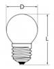 Picture of LED 230V - 1W - E27 - VARI COLORI