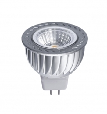 Immagine di LED COB MR16/GU5,3 - 6W - WW