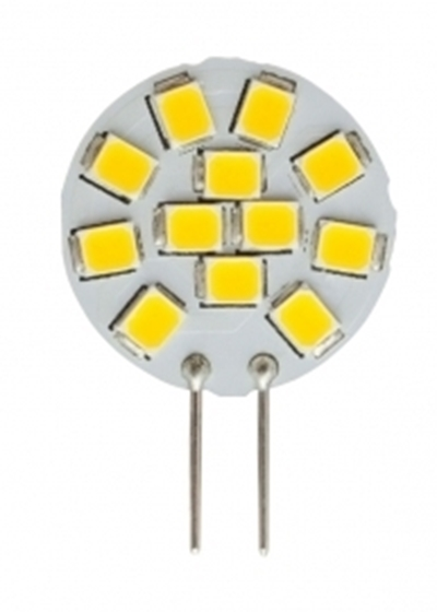 Picture of LED G4 12V 1,2W - 20 mm - CW