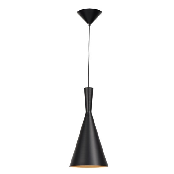 Picture of LAMPADARIO A SOSPENSIONE - BELLIE NERA