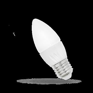 Immagine di LAMPADA CANDELA LED - E27 - 4W WW/CW