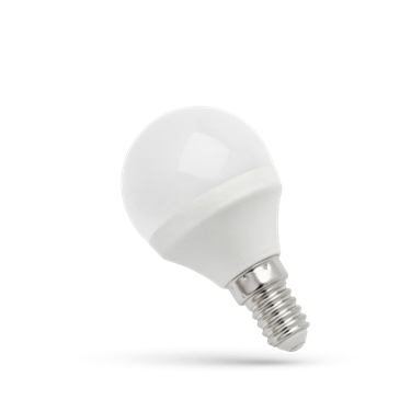 Picture of LAMPADA LED KULKA - E14 - 6W - CW/WW/NW