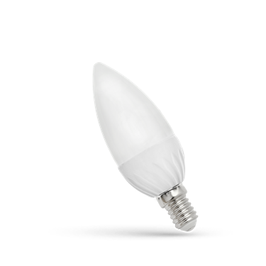 Picture of LAMPADA CANDELA LED - E14 - 6W - WW/CW