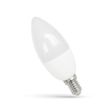 Picture of LAMPADA CANDELA LED - E14 - 7W - WW/CW