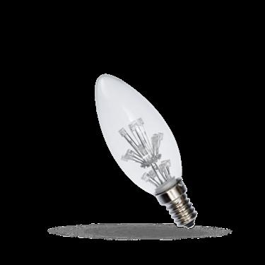 Immagine di LAMPADA CARBON LED  - E14 - 1W - WW
