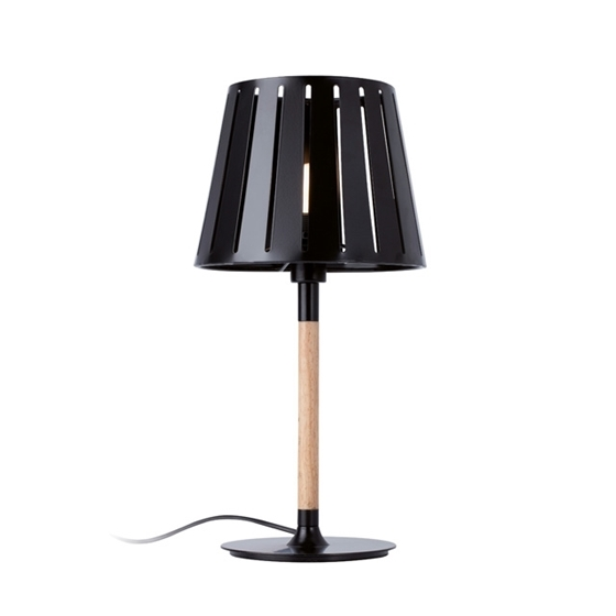 Picture of LAMPADA DA TAVOLO - MIX TABLE LAMP - NERO