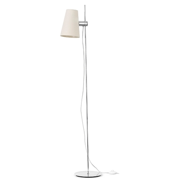 Picture of PIANTANA DA INTERNO - LUPE FLOOR LAMP