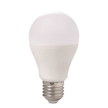 Immagine di RAPID MAXX LED 12W E27 - LED SMD TYPO A - LAMPADINA LED CON VETRO BIANCO