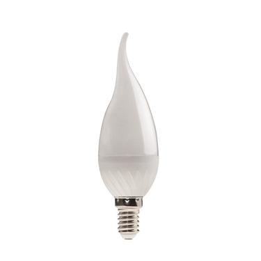 Immagine di IDO 6,5W T SMD E14 - LAMPADINA LED A VETRO BIANCO
