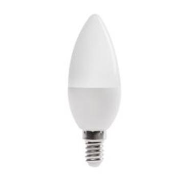 Picture of DUN 6,5W T SMD E14 - LAMPADINA LED CON VETRO BIANCO