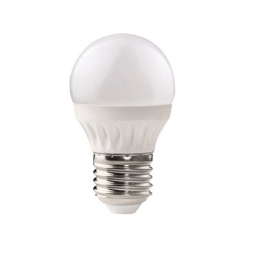 Picture of BILO 3W T SMD E27 - WW - LAMPADINA MINI GLOBO LED CON VETRO BIANCO