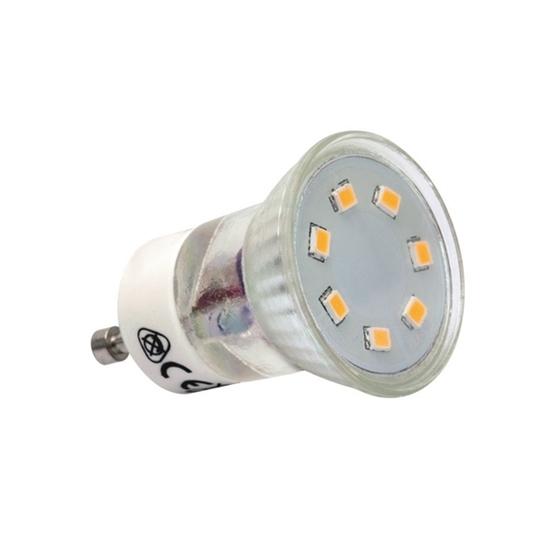 Immagine di REMI GU10 LED SMD 2,2W - FARETTO LED