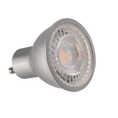 Immagine di PRO GU10 LED 7W S6   - 60° - GRIGIO - FARETTO A LED