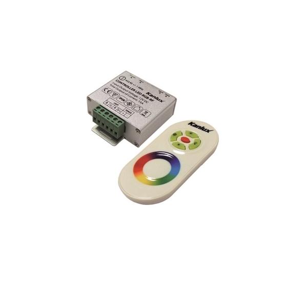 Immagine di Controller per moduli lineari LED RGB - CONTROLLER LED RGB - RF