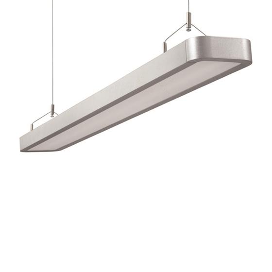 Immagine di LESTRA 228-SR - Plafoniera lineare da illuminazione a sospensione