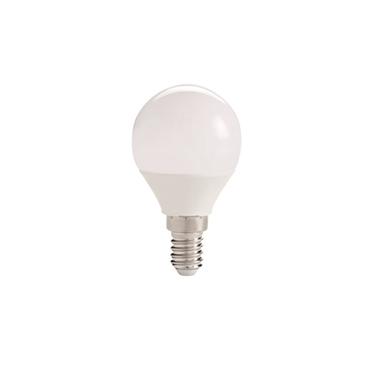 Immagine di IQ LED G45 E14 - 7,5W - LAMPADINA A LED CON VETRO BIANCO