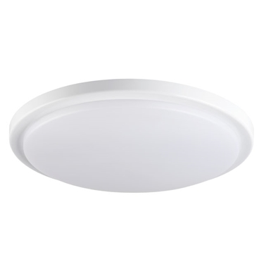 Picture of ORTE LED 24W - NW - O - SE - PLAFONIERA LED IP 54 CON SENSORE