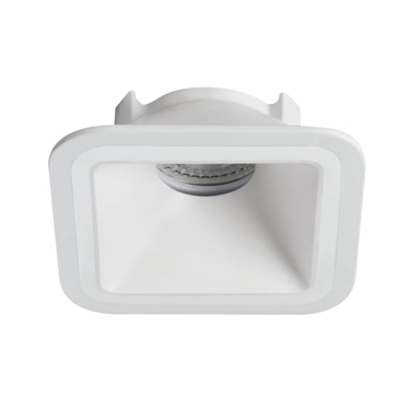 Picture of IMINES DSL - W -  faretto a incasso da soffitto - foro  montaggio 90x90