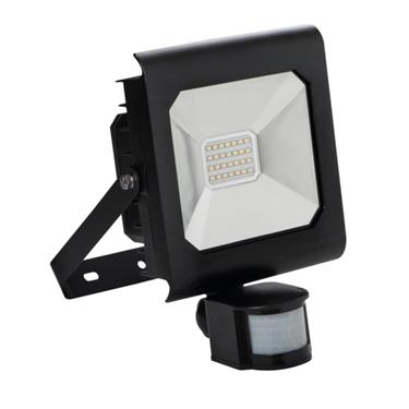 Picture of ANTRA LED 20W - NW - SE - B - IP44 - FARO LED DA ESTERNO CON SENSORE DI MOVIMENTO