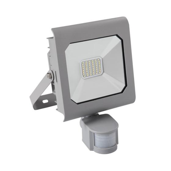 Picture of ANTRA LED 30W - NW - SE - GR - IP44 - FARO LED DA ESTERNO CON SENSORE DI MOVIMENTO