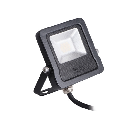 Picture of ANTOS LED 10W - NW - NERO - FARO LED PER ILLUMINAZIONE DA ESTERNO