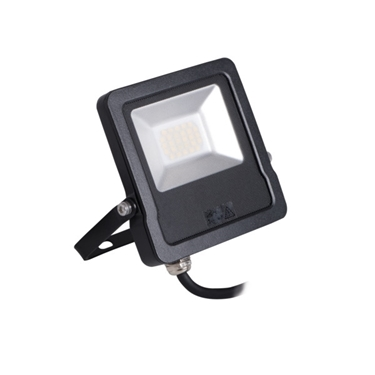 Picture of ANTOS LED 20W - NW - NERO - FARO LED PER ILLUMINAZIONE DA ESTERNO