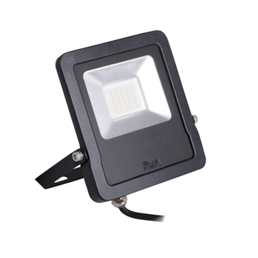 Picture of ANTOS LED 30W - NW - NERO - FARO LED PER ILLUMINAZIONE DA ESTERNO