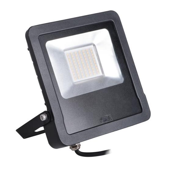 Picture of ANTOS LED 50W - NW - NERO - FARO LED PER ILLUMINAZIONE DA ESTERNO