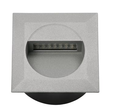 Picture of LINDA LED - J04A - 1,2W - SEGNAPASSO DA ESTERNO IP65