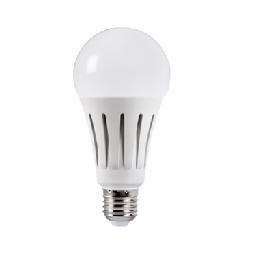 Picture of EBRI LED 17W E27 - LAMPADINA A LED CON VETRO BIANCO
