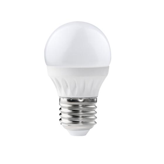 Immagine di BILO 5W T SMD E27 - WW - LAMPADINA MINI GLOBO LED CON VETRO BIANCO