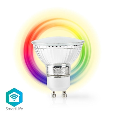 Picture of LAMPADINE LED SMART WI-FI - RGB / WW - GU10 - 5W