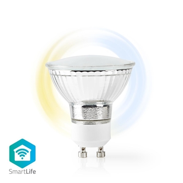 Picture of LAMPADINE LED SMART WI-FI - CW/ WW - GU10 - 5W
